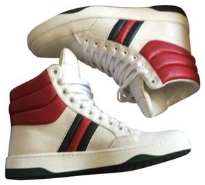Gucci white red green Athletic
