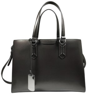 Ralph Lauren Collection Tote in light metallic grey/brown