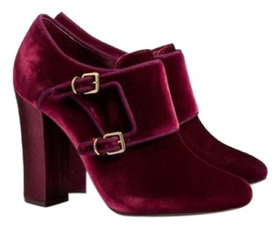 Tory Burch Wine Pumps