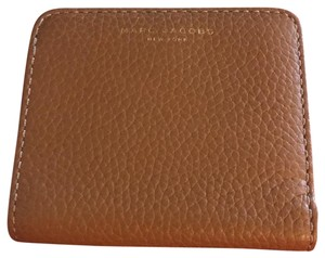 Marc Jacobs Smaller Pebbled Leather Wallet