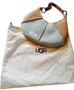 UGG Australia Satchel in Blue and Beige