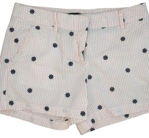 British Khaki pink Shorts