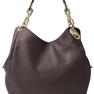 ea90f350d0c2 Added to Shopping Bag. Michael Kors Tote in coffee. Michael Kors Fulton  Large Shoulder Color Coffee Leather Tote