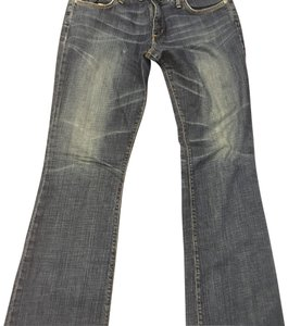 Paper Denim & Cloth Boot Cut Jeans-Distressed