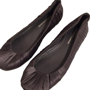 Vera Wang Lavender Label Charcoal Flats