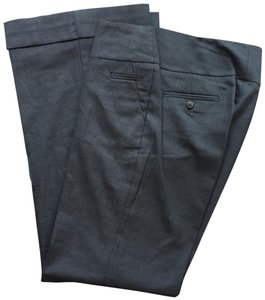 Mossimo Supply Co. Wide Leg Pants Dark Gray Blueish Color