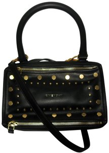 Givenchy Pandora Small Leather Cross Body Bag