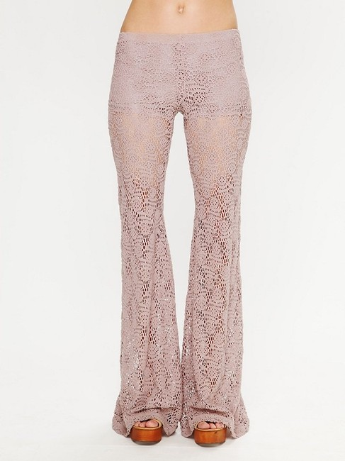 Nightcap Flare Pants Taupe