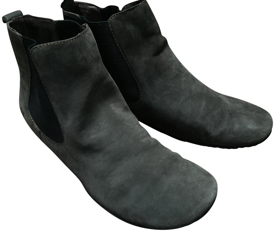 B?rn Grey Suede Suede Grey Ankle 9/40.5 Boots/Booties e92fae