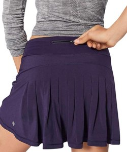 Lululemon Size 4 Nwt ' Circuit Breaker ' Skirt * Tall