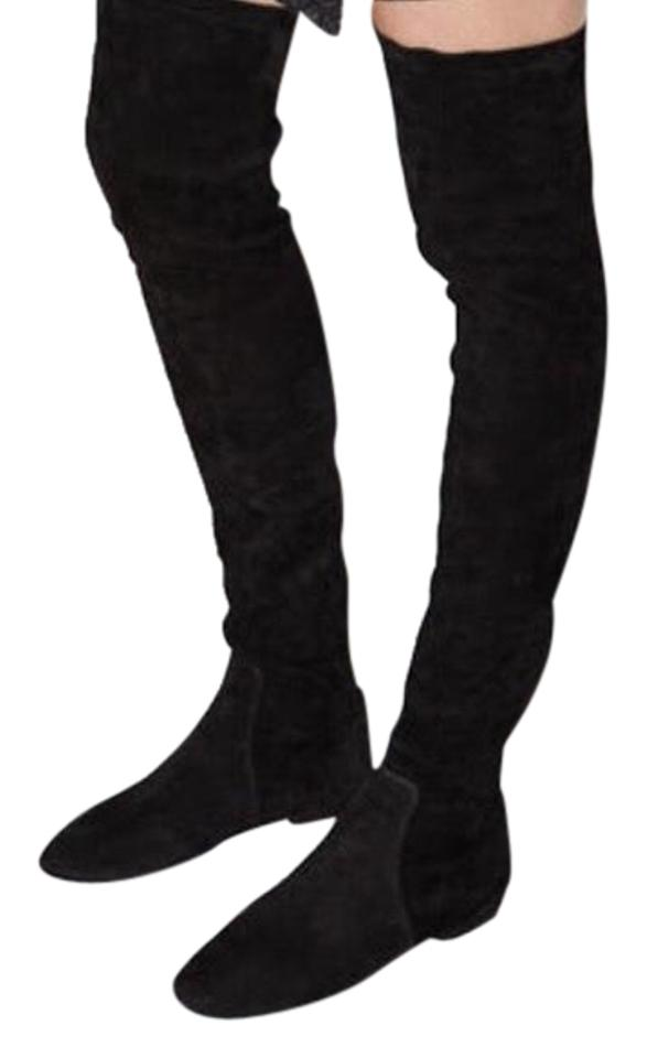 3286fc0cc9b Étoile Isabel Marant Brenna Over The Knee Boots Booties Size EU 39 ...