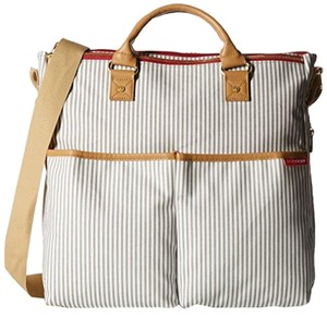 Skip Hop French Stripe Diaper Bag