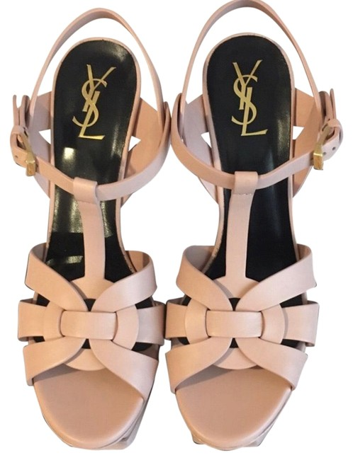 Item - Nude Pale Pink Tribune Co 105 Sandal Formal Shoes Size EU 39.5 (Approx. US 9.5) Regular (M, B)