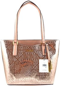 Calvin Klein Tote in rose gold