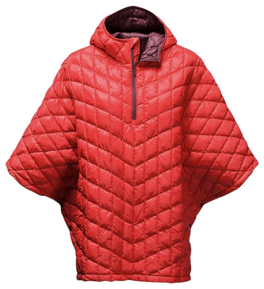 fed83c08f9 The North Face High Risk Red XS Thermoball Jacket Coat / S Poncho ...