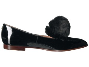 Kate Spade Flat Loafer Black patent Formal