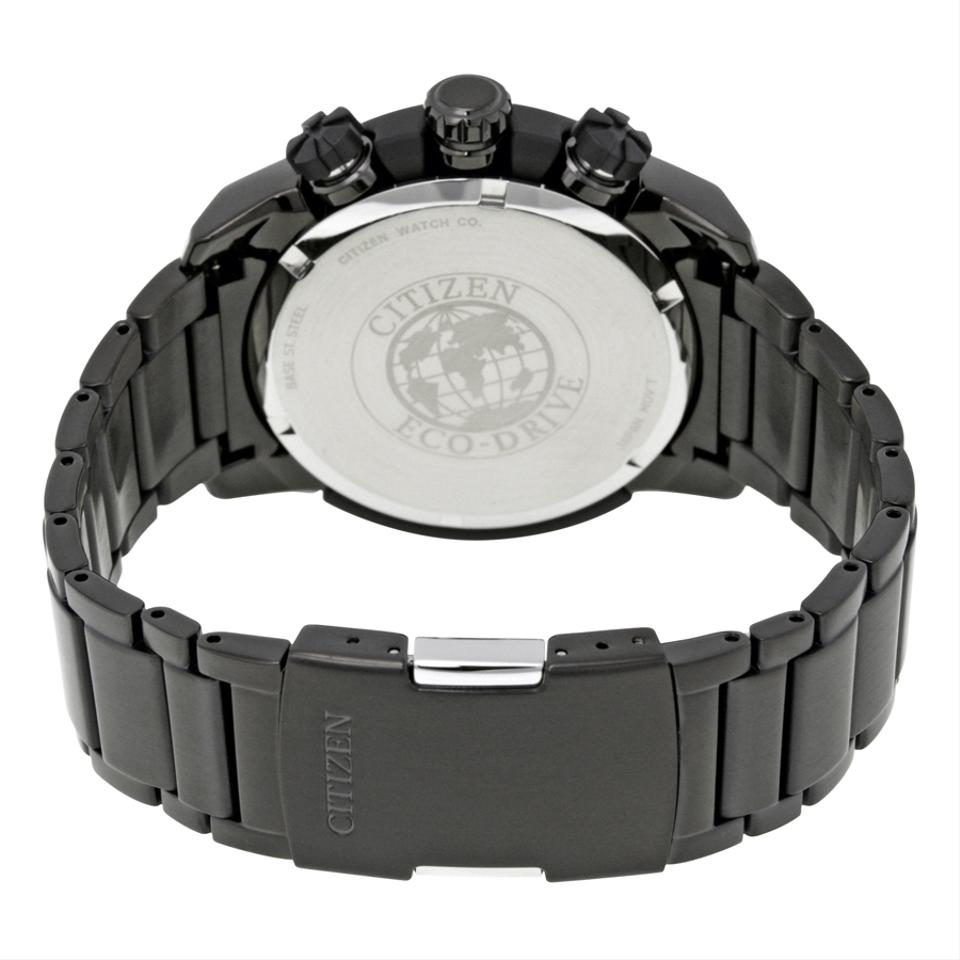 ... black with black hands. Sharpen up your look when you pair this refined  men s Citizen watch with any casual 3cd0f4a8f