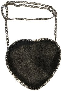 Stella McCartney Heartshape Chain Iphoneplus Cross Body Bag