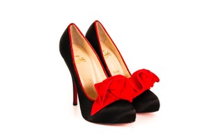 Christian Louboutin Lady Page Black Pumps