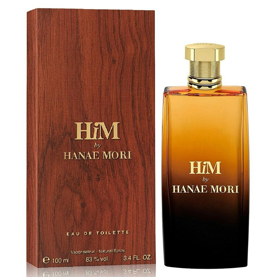 Hanae Mori Him By For Men Edt 100 Ml Made In France Fragrance Tradesy