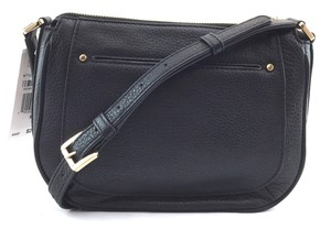 Michael Kors #9935 black Messenger Bag