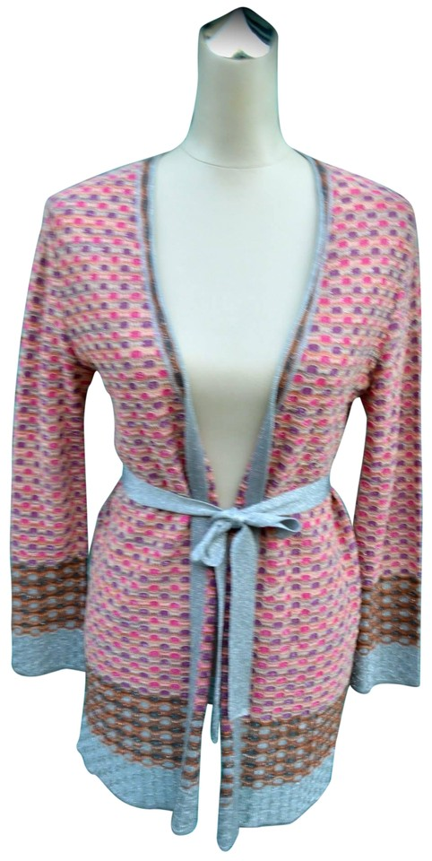 Missoni Sweaters Womens Sweater Sweater Pink Jacket ... a92f8ef6a
