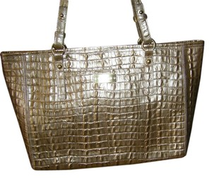 Brahmin Tote in ROSE GOLD