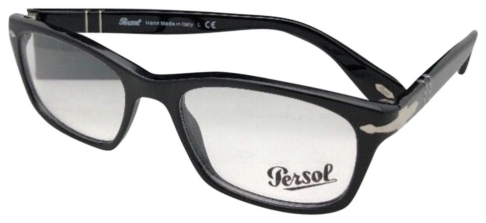 2f20afa7fc Persol New PERSOL Rx-able Eyeglasses 3012-V 95 52-18 140 Polished ...