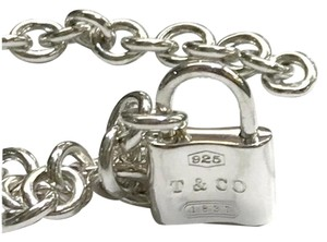 Tiffany & Co. CLASSIC!!! Tiffany & Co. Padlock Bracelet