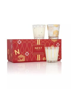 NEST Festive Candle Trio Set