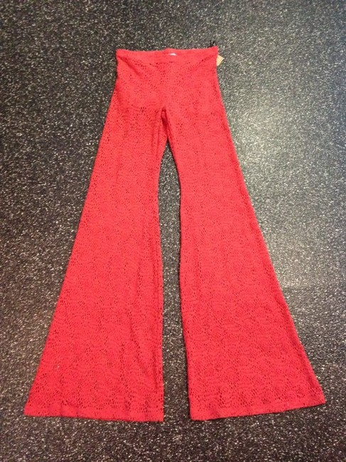 Nightcap Flare Pants Coral