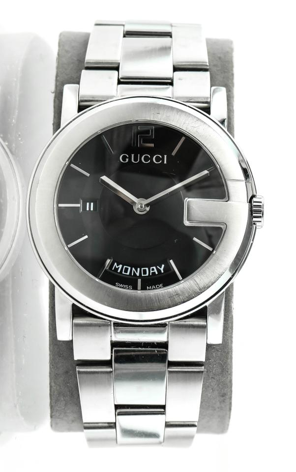23ebcb7a495 Gucci   Stainless Steel 101m Watch - Tradesy