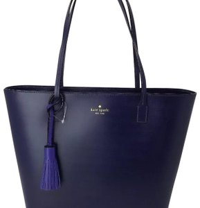 Kate Spade Tote in navy blue
