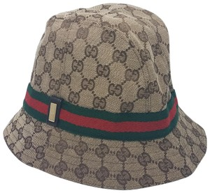 e1c02e40 Green Gucci Hats - Up to 70% off at Tradesy
