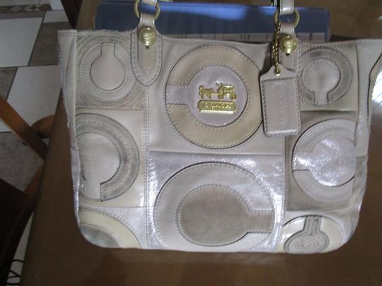 Coach Great Every Day Bag Strong Made To Last Just Like You Love It Buy It Satchel in tan Image 1