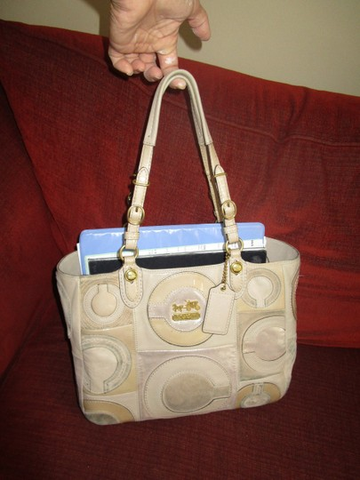 Coach Great Every Day Bag Strong Made To Last Just Like You Love It Buy It Satchel in tan Image 2