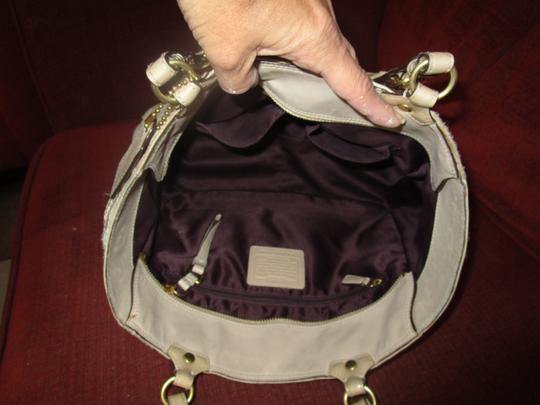 Coach Great Every Day Bag Strong Made To Last Just Like You Love It Buy It Satchel in tan Image 6