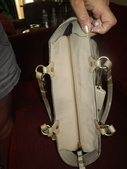 Coach Great Every Day Bag Strong Made To Last Just Like You Love It Buy It Satchel in tan Image 7