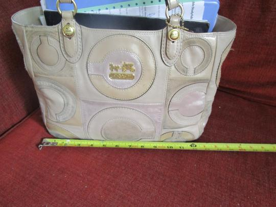 Coach Great Every Day Bag Strong Made To Last Just Like You Love It Buy It Satchel in tan Image 8