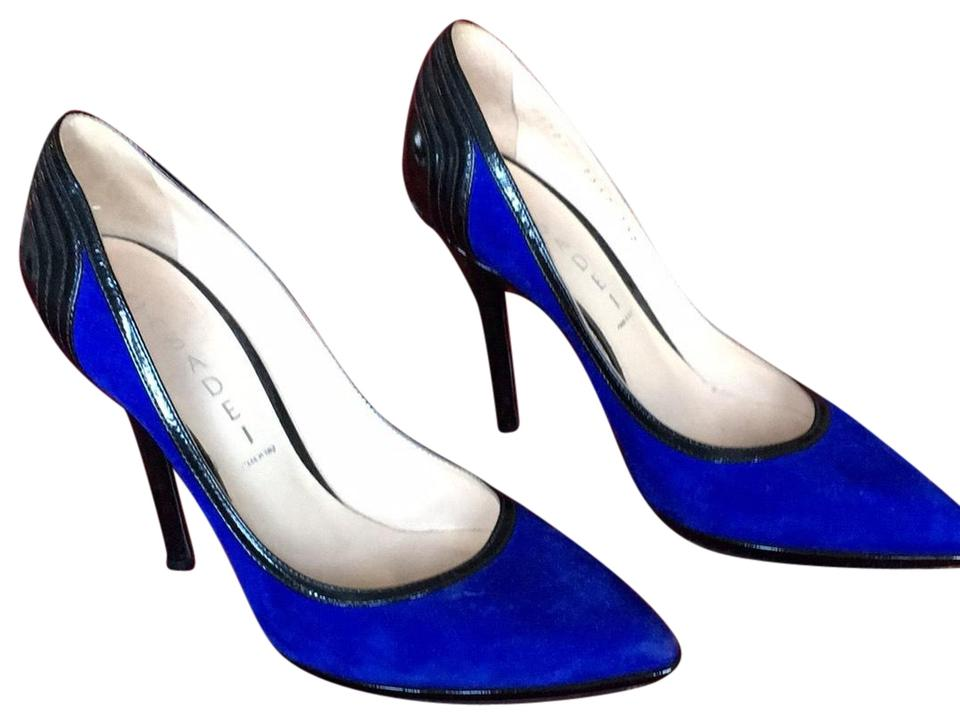 ladies Casadei Blue its Pumps Known for its Blue excellent quality 03093f