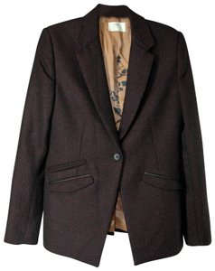 Billy Reid Brown Blazer