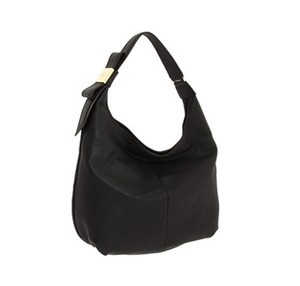 Kate Spade Exclusive Luxury Leather Bow Hobo Bag
