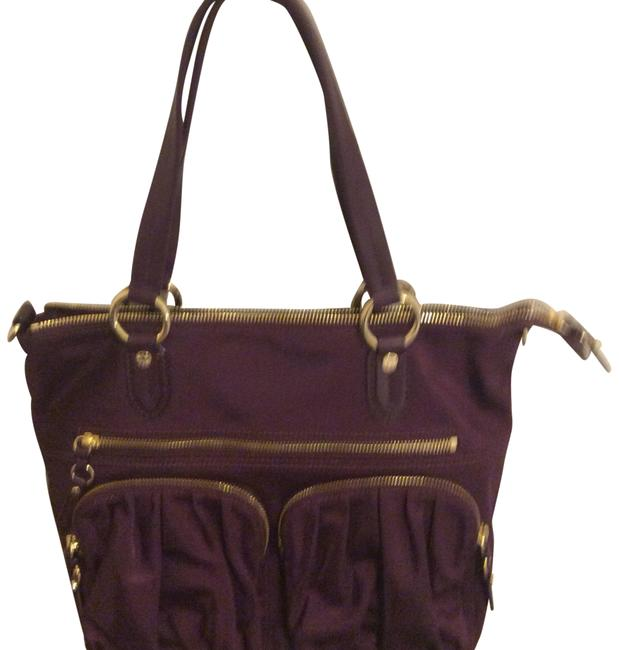 Item - Small Belle-brand New Never Carried Mulberry Bedford with Gold Hardware and Stain Resistant Nylon Leather Trim. Tote