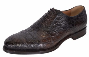 Gucci Men's Loafers Dress Brown Flats
