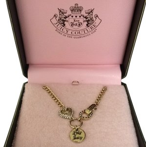 Juicy Couture Lady Juicy Necklace