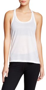 Balance Collection by Marika The Balance Collection White Beverly Mesh Top