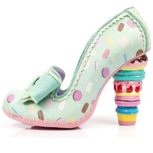 Irregular Choice Mint Pumps