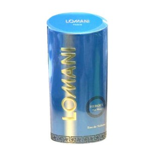 LOMANI LOMANI HEROES FOR MEN-EDT-100 ML-MADE IN FRANCE