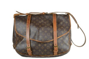 Louis Vuitton Saumur Large Cross Body Bag