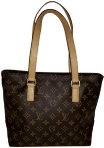 Louis Vuitton Tote Monogram Piano Shoulder Bag